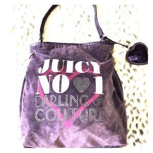 Juicy Couture Bag - Purple